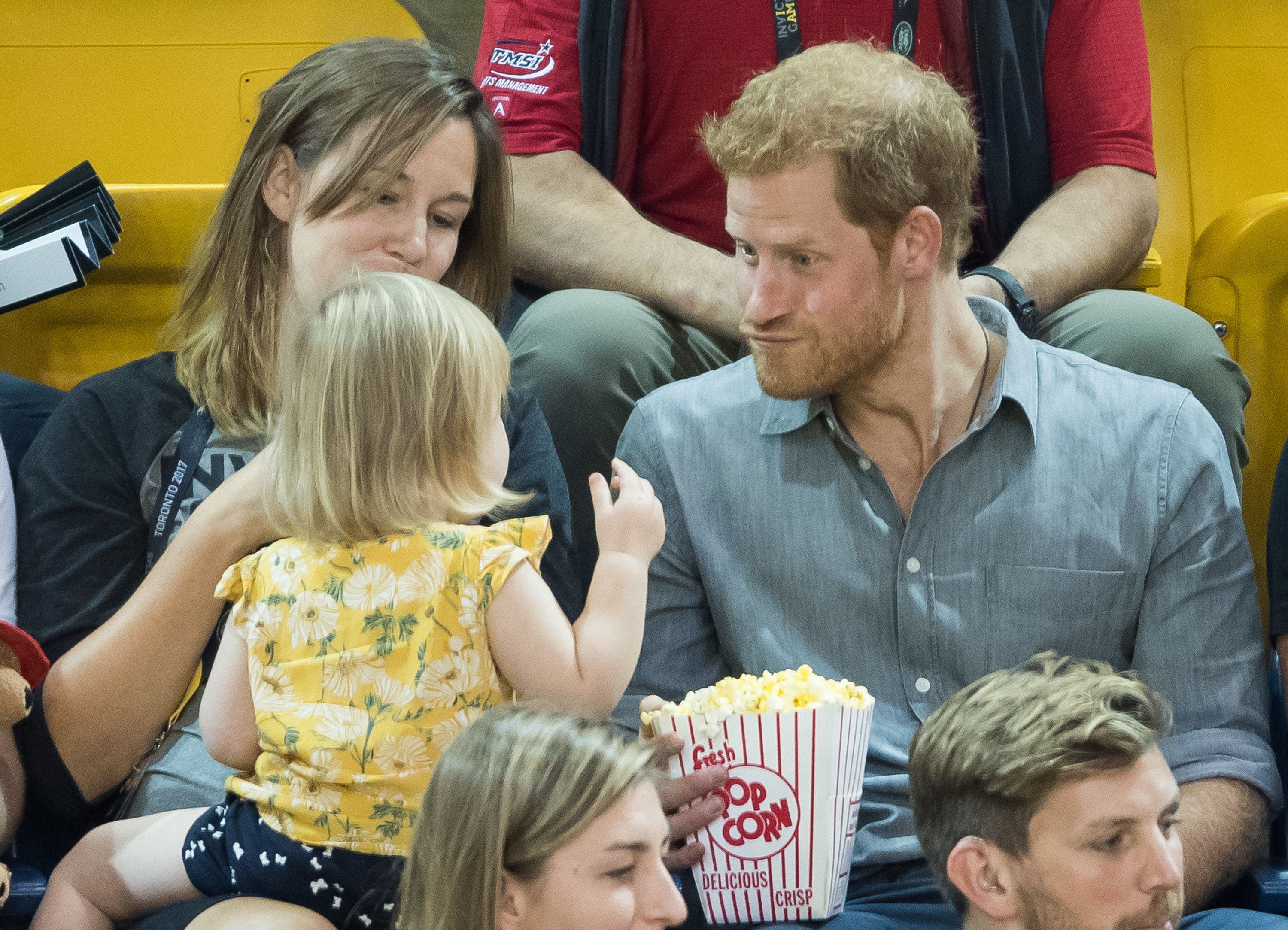 12 Times Prince Harry Proved He's Going To Ace Being A
