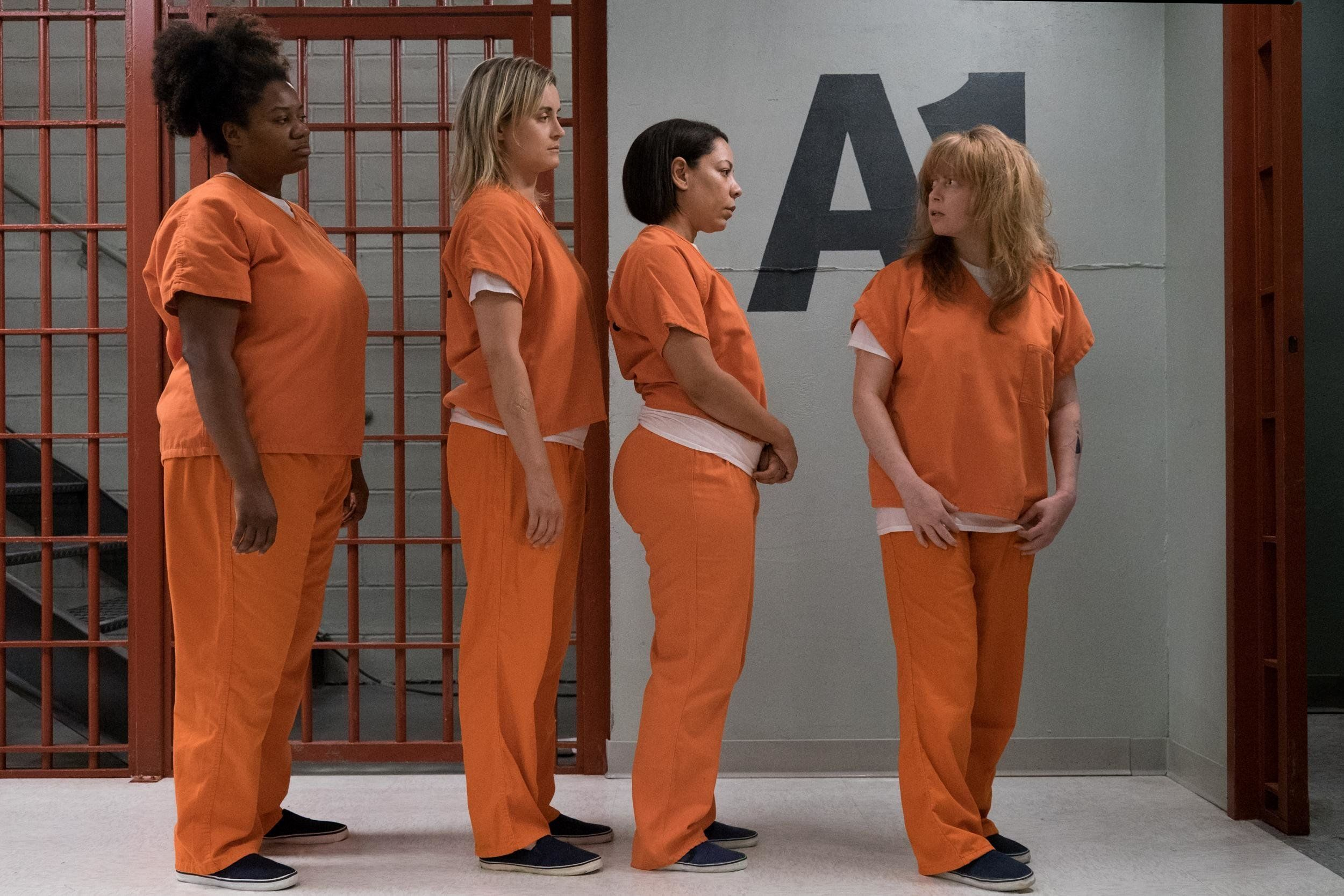 ENDING: 'Orange Is The New Black' Cast Announces That The Show Is Coming To An End Next Year In Emotional