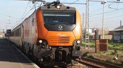 Rétablissement du trafic ferroviaire entre
