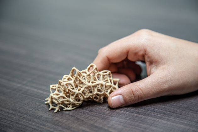 This Biodegradable 'Plastic' Made from Potato Peelings Could Change The Sustainability