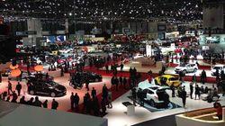 Les derniers raffinements technologiques étaient présents au Mondial de l'Auto