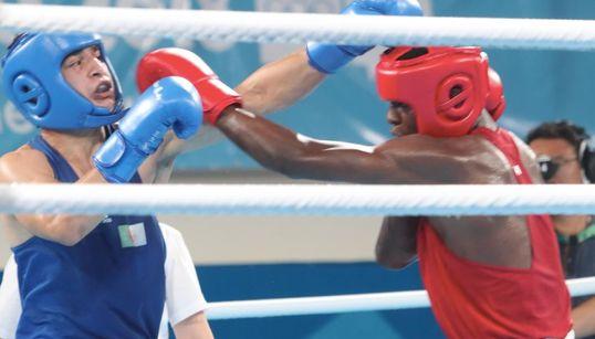 JOJ-2018 de boxe: les Algériens Douibi et Hacid en argent, Chaïb