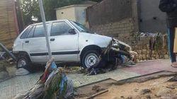 Tébessa : plusieurs habitations et établissements scolaires inondés suite aux fortes