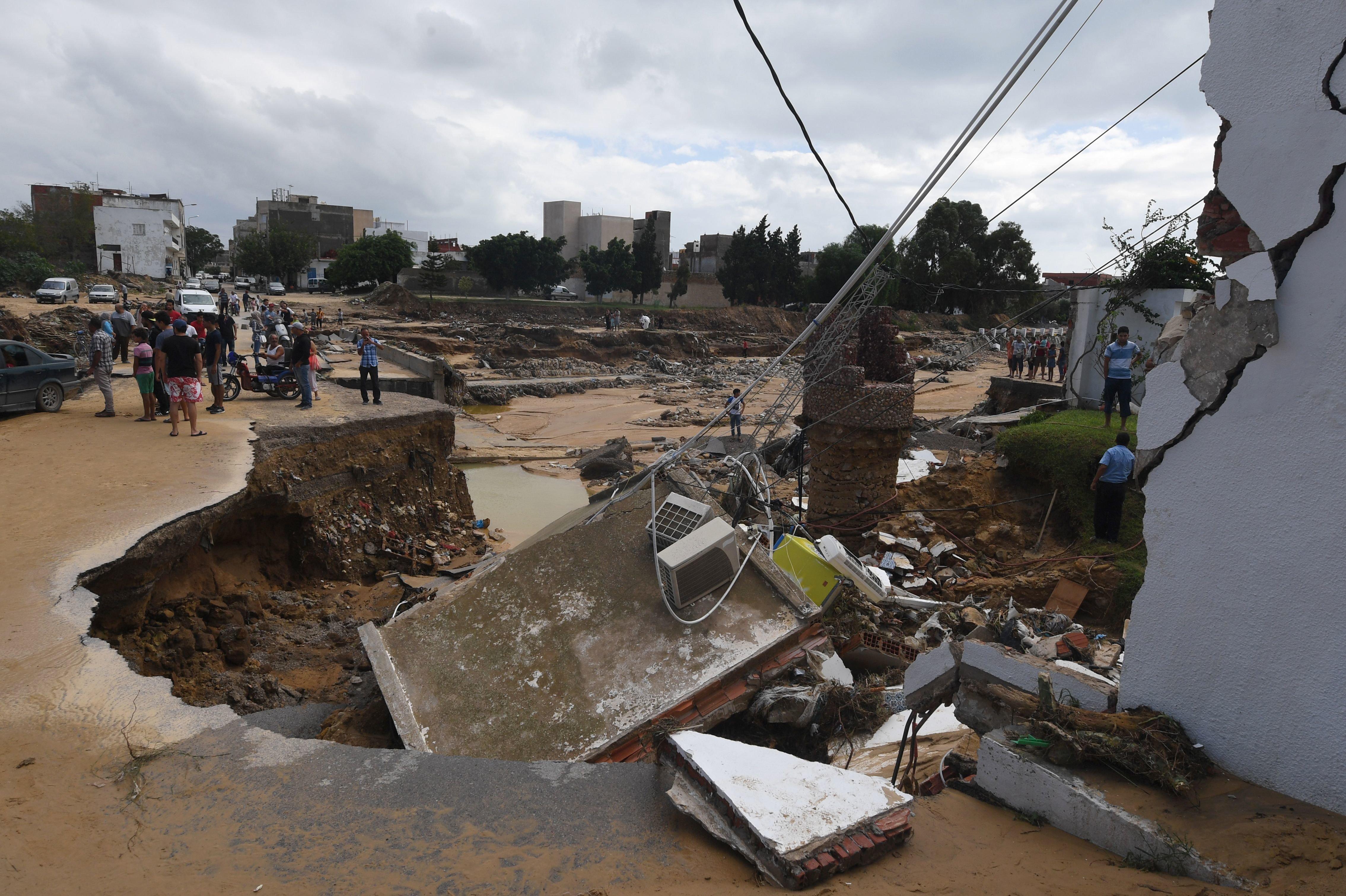 Riadh Mouakher: 1865 maisons ont subi des dégâts lors des intempéries de Nabeul de septembre