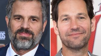 Mark Ruffalo and Paul Rudd
