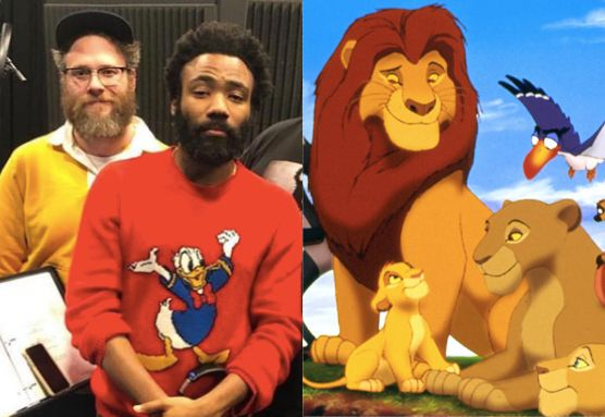 'The Lion King' Cast Gathers For Behind-The-Scenes Photo Sans