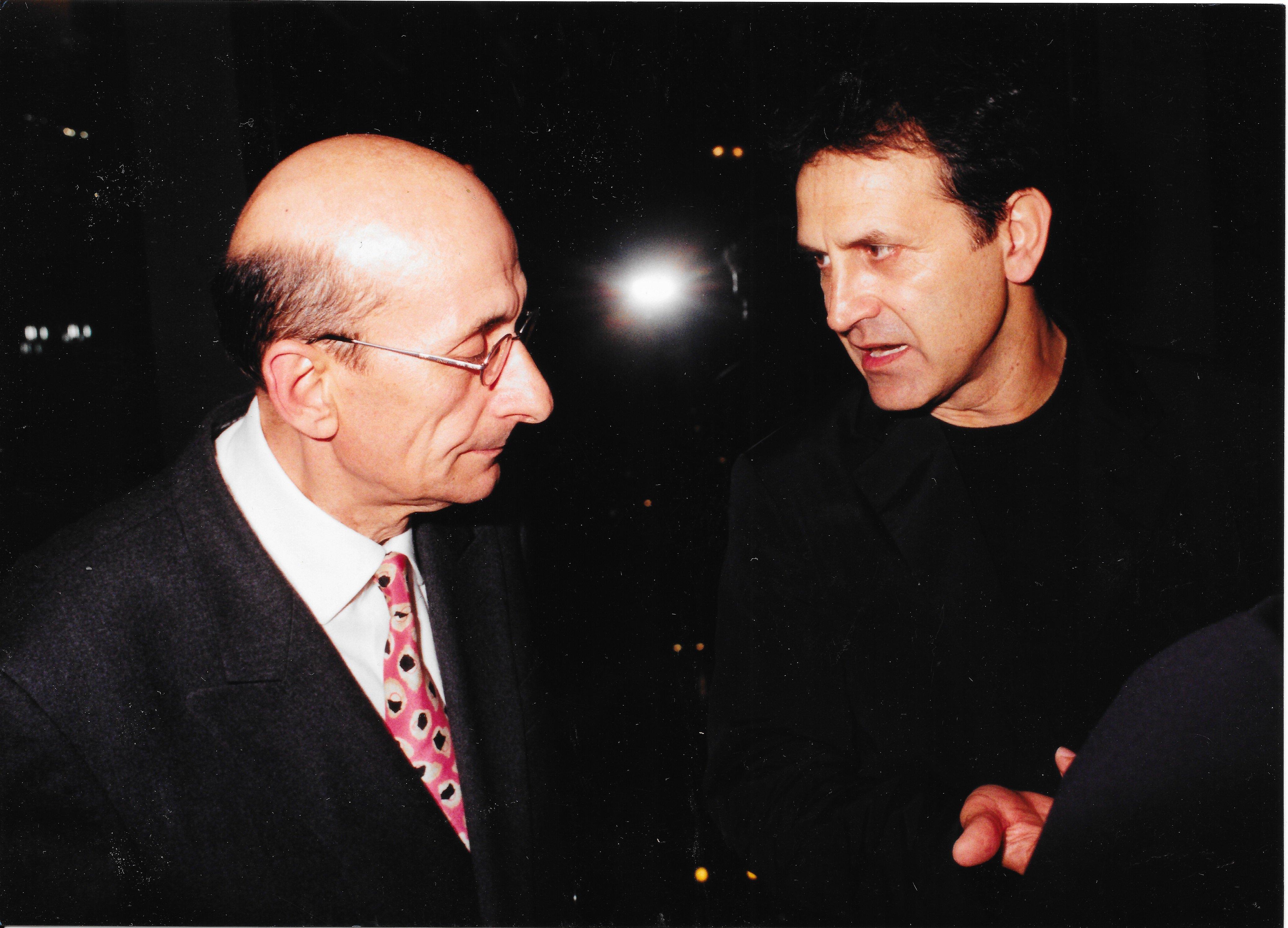 Ο Γιώργος Νταλάρας για τον Μάνο Ελευθερίου στη HuffPost