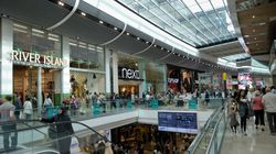 Man Arrested After Injuring Woman In 'Fall' From Top Floor Of Westfield Stratford Shopping