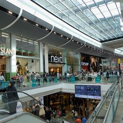Man Arrested After 'Falling' From Top Floor Of London Shopping Centre, Injuring