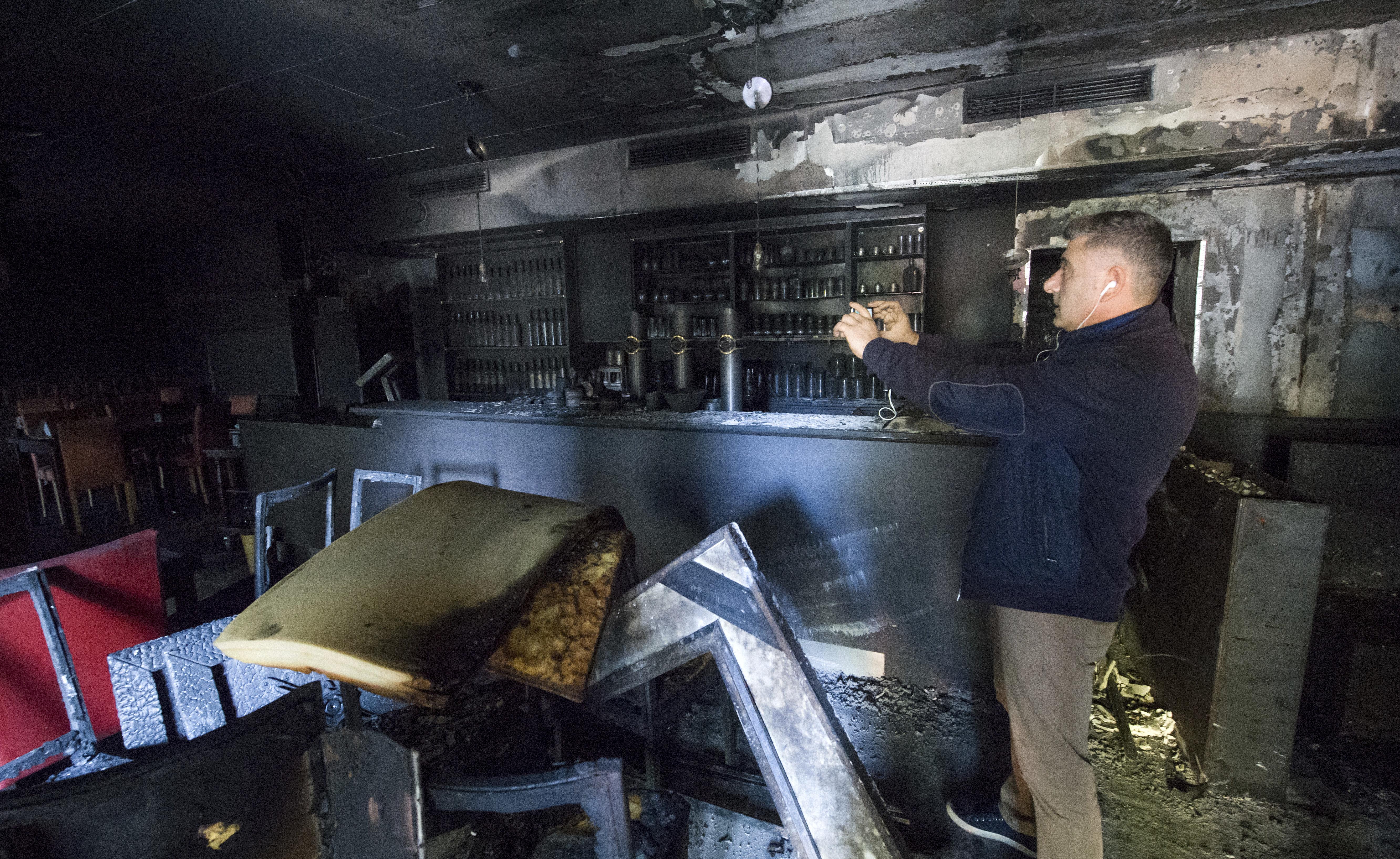 Chemnitz kommt nicht zur Ruhe: Unbekannte zünden türkisches Restaurant