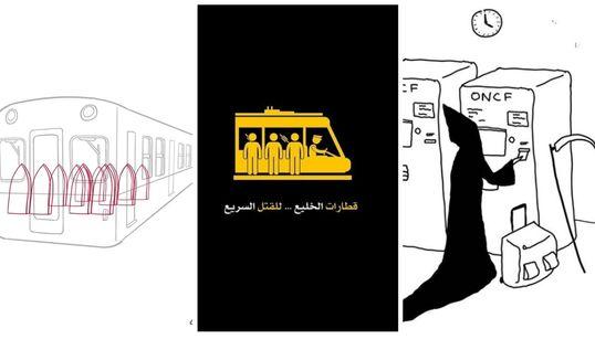 Accident de Bouknadel: Des illustrateurs et graphistes marocains réagissent à la
