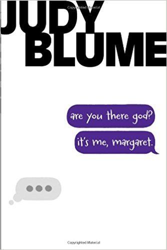 <i>Are You There God? It's Me, Margaret</i><i> </i>was first published in 1970.