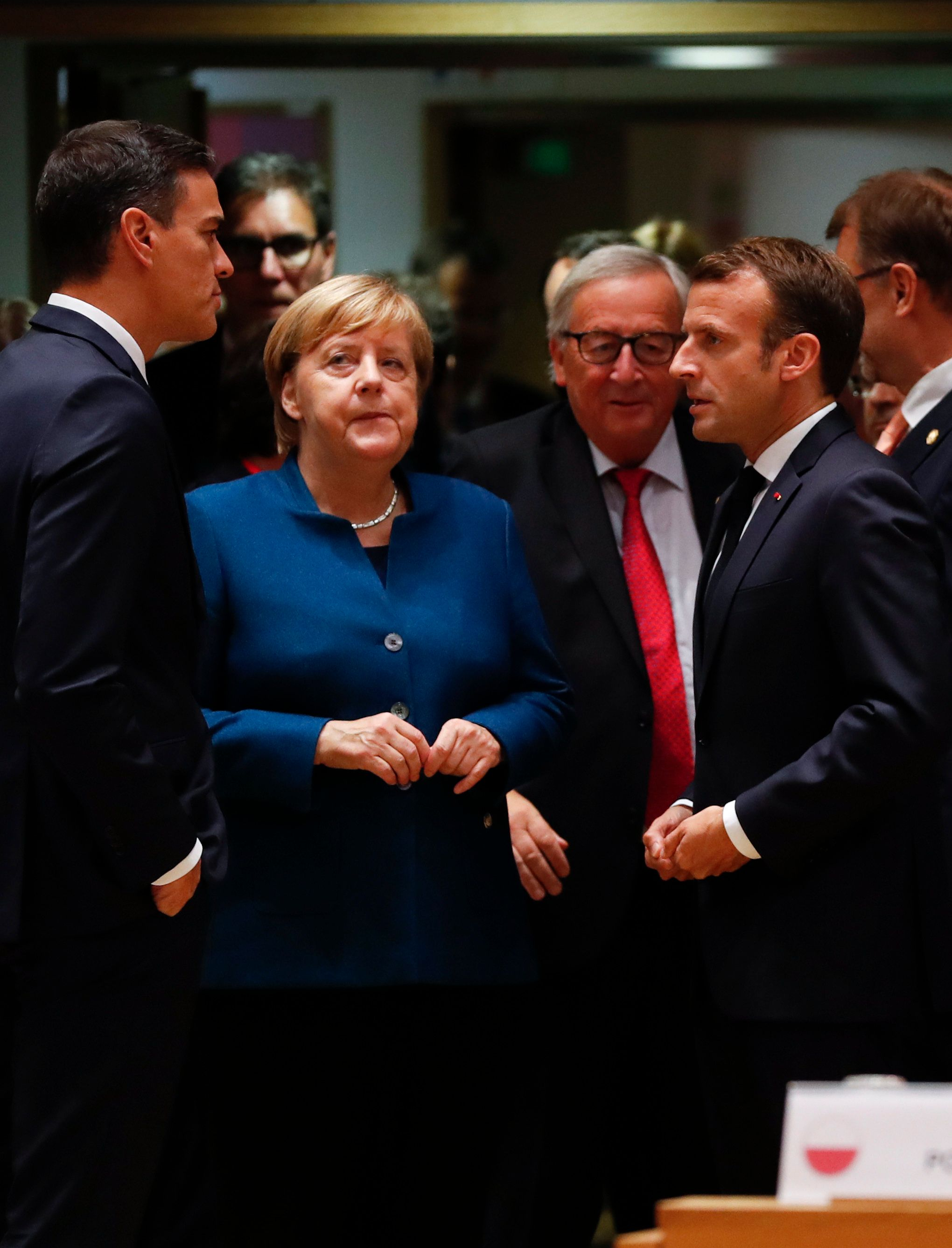 Merkel versteht Mays Brexit-Rede nicht – Chef-Unterhändler Barnier klärt sie auf