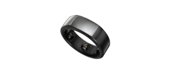 The Oura Ring, a fitness and sleep tracker that Prince Harry has been wearing.