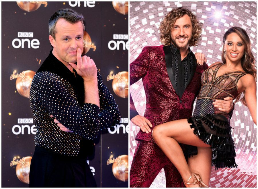 'Strictly Come Dancing' Pros Slapped With Curfew After Seann And Katya Kiss Drama, Claims Graeme