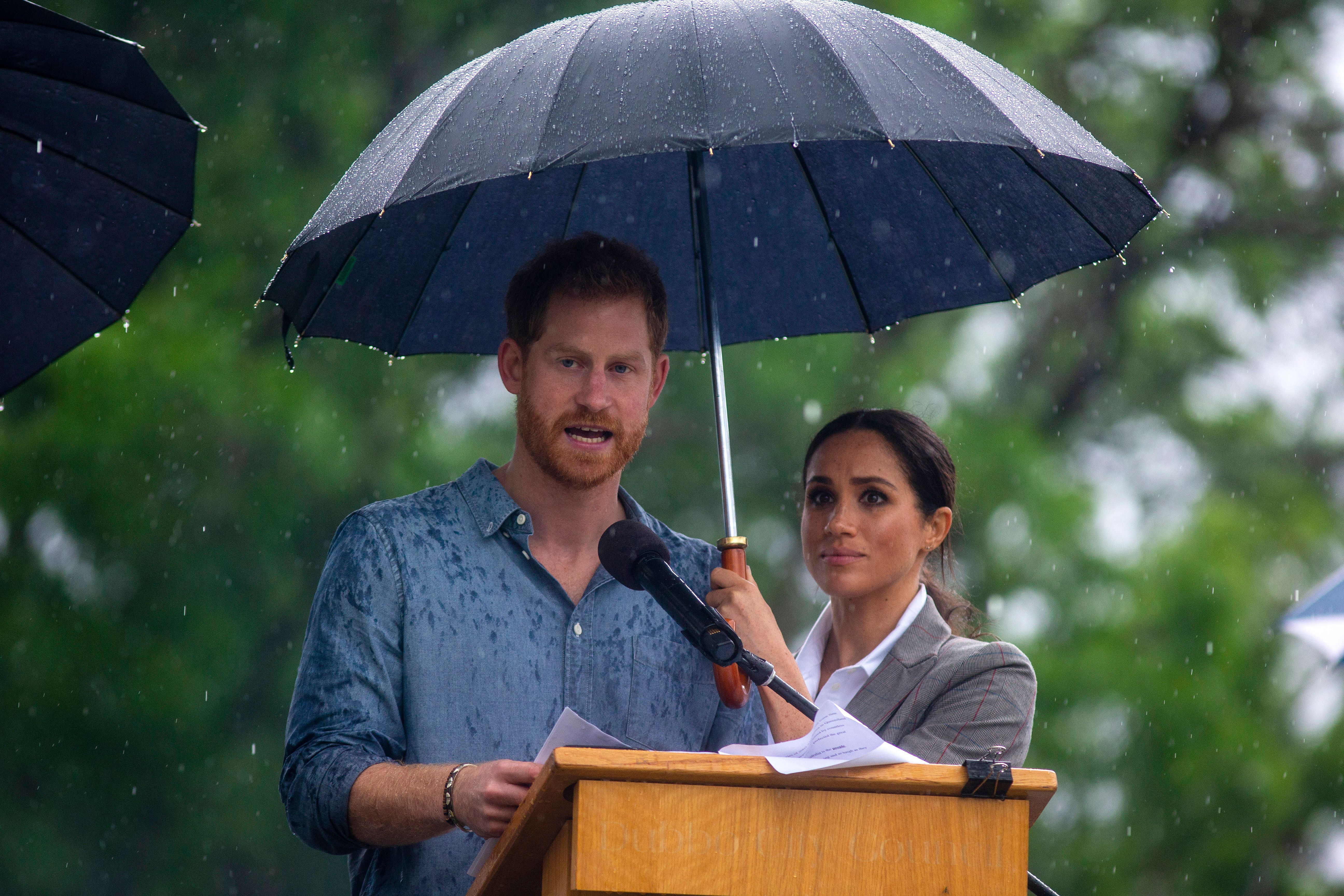 Prince Harry Delivers Powerful Speech On Seeking Mental Health
