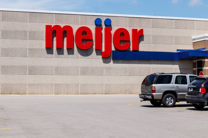 Meijer said the employee accused of refusing to help the woman no longer works for the Michigan-based chain.