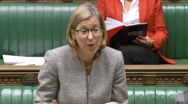 Tory minister for disabled people Sarah Newton sparked cries of disbelief from the benches when she praised the DWP's 'good housekeeping'