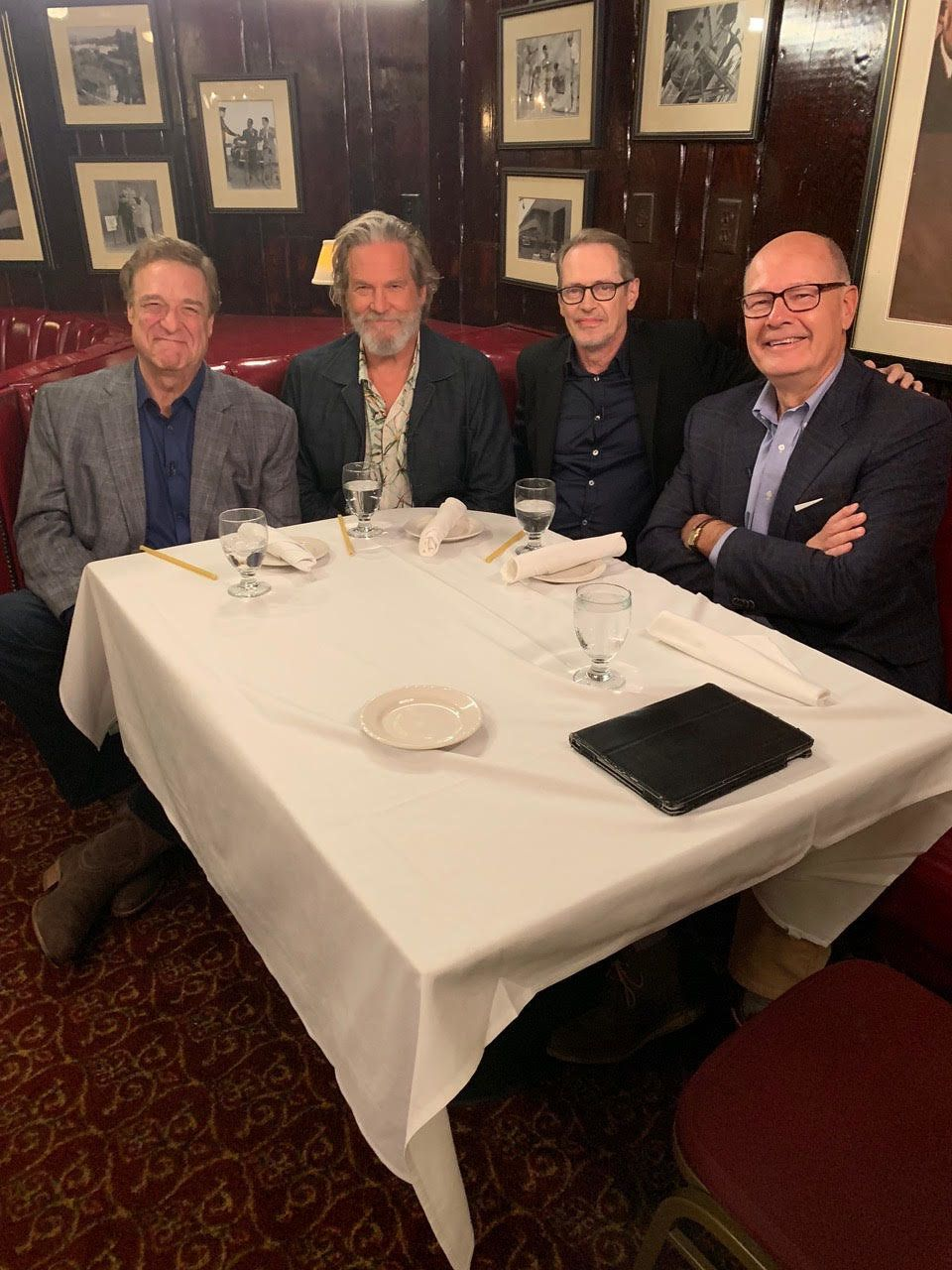 For A 20-Year 'Big Lebowski' Cast Reunion Photo, These Dudes