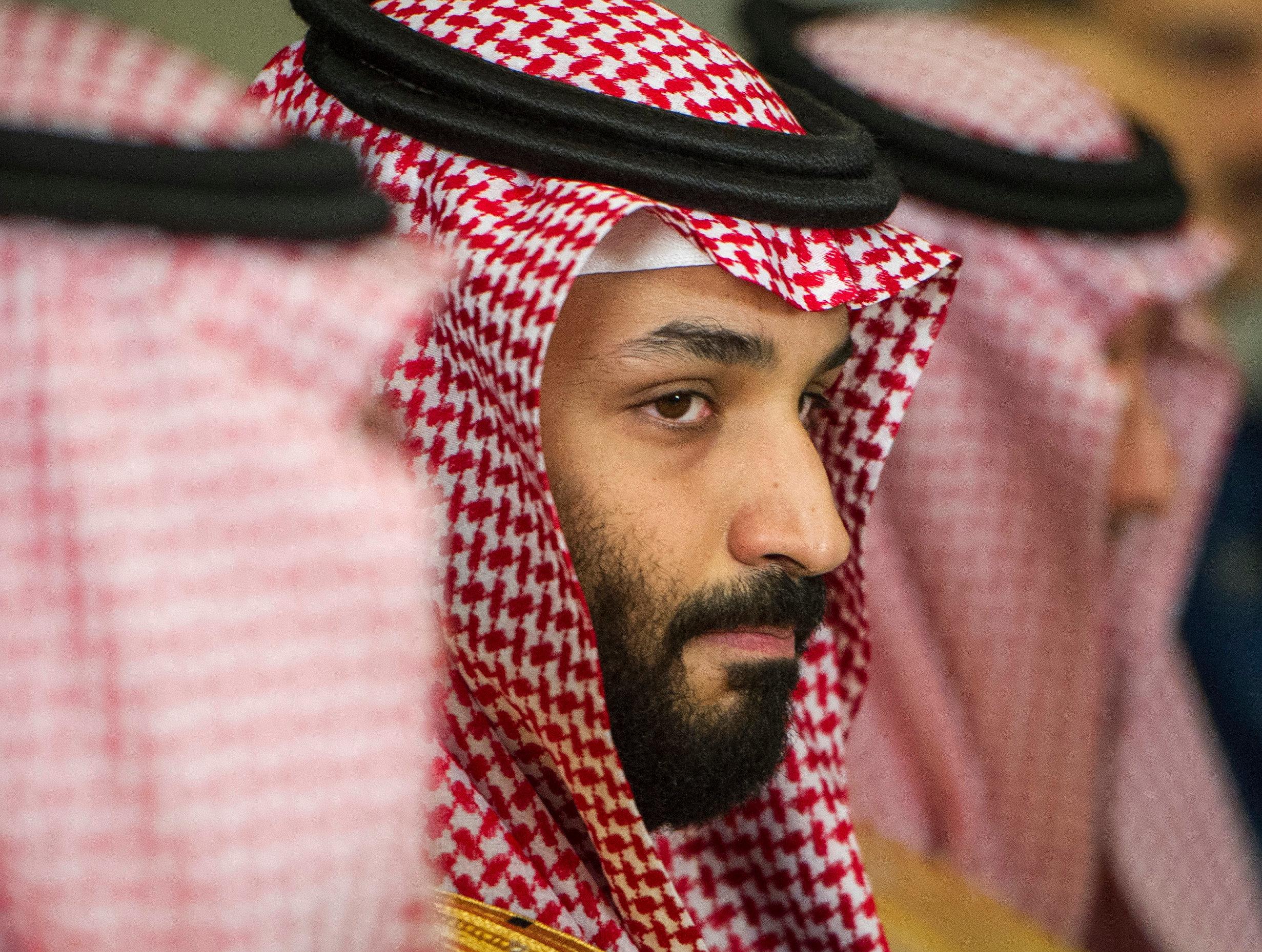 트럼프가 사우디 카쇼기 기자 사망의