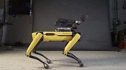 (영상)이 로봇이 춤추는 모습을 보면 로봇에 대한 생각이 바뀔지도
