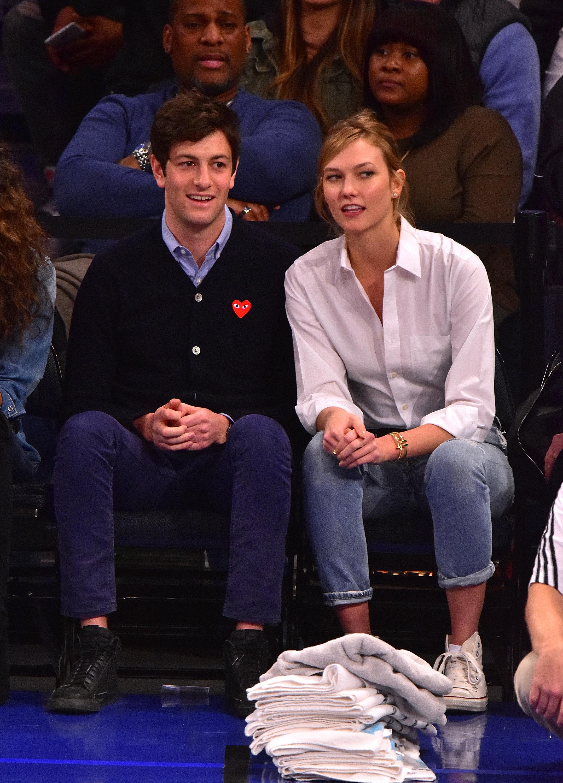 Supermodel Karlie Kloss Marries Jared Kushner's Brother