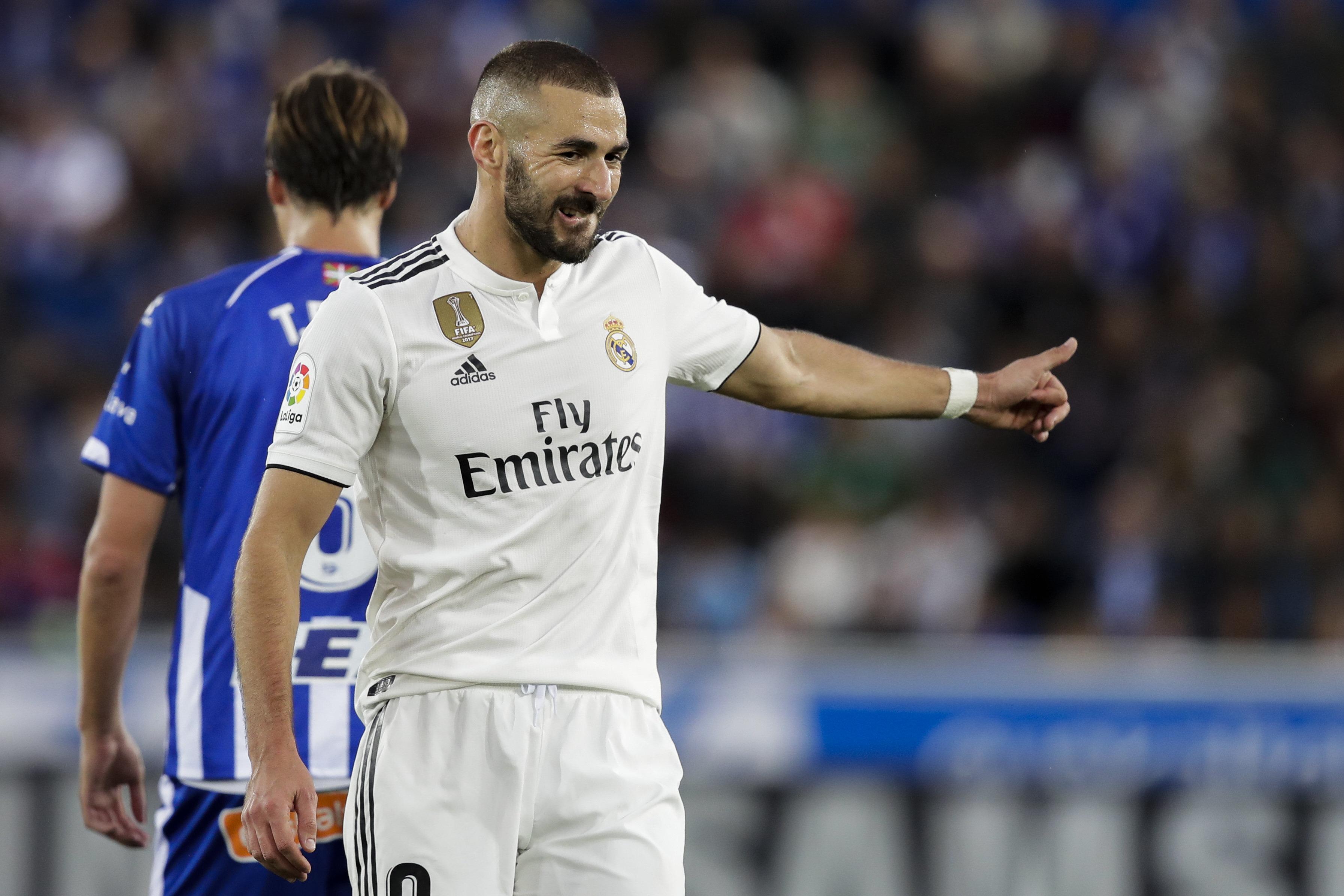 Karim Benzema soupçonné d'être mêlé à une tentative
