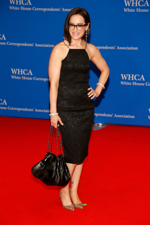 WASHINGTON, DC - APRIL 29:  TV Personality Lisa Kennedy Montgomery attends the 2017 White House Correspondents' Association Dinner at Washington Hilton on April 29, 2017 in Washington, DC.  (Photo by Paul Morigi/WireImage)