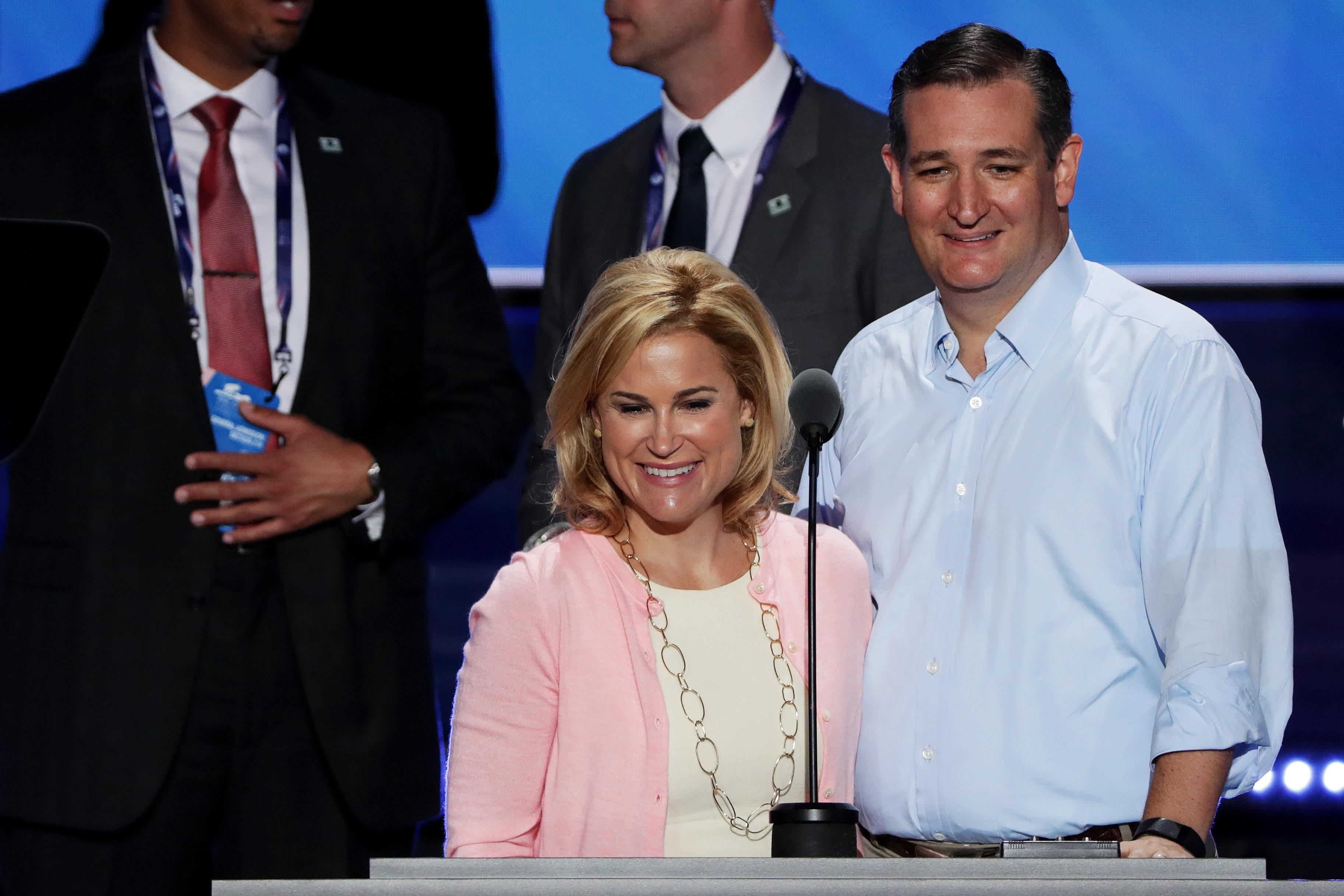 Heidi Cruz Torched Over 'Tone-Deaf' Lament About Ted Cruz's 6-Figure Senate