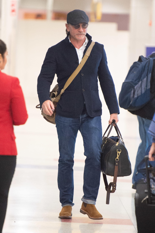 Neues Foto von Daniel Craig – der Schauspieler ist nicht mehr