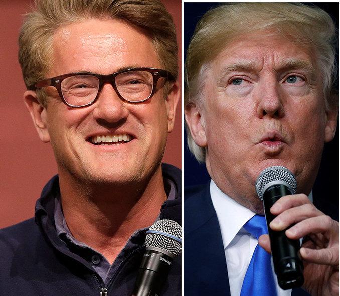 Trump Won't Seek Re-Election In 2020, Predicts Joe