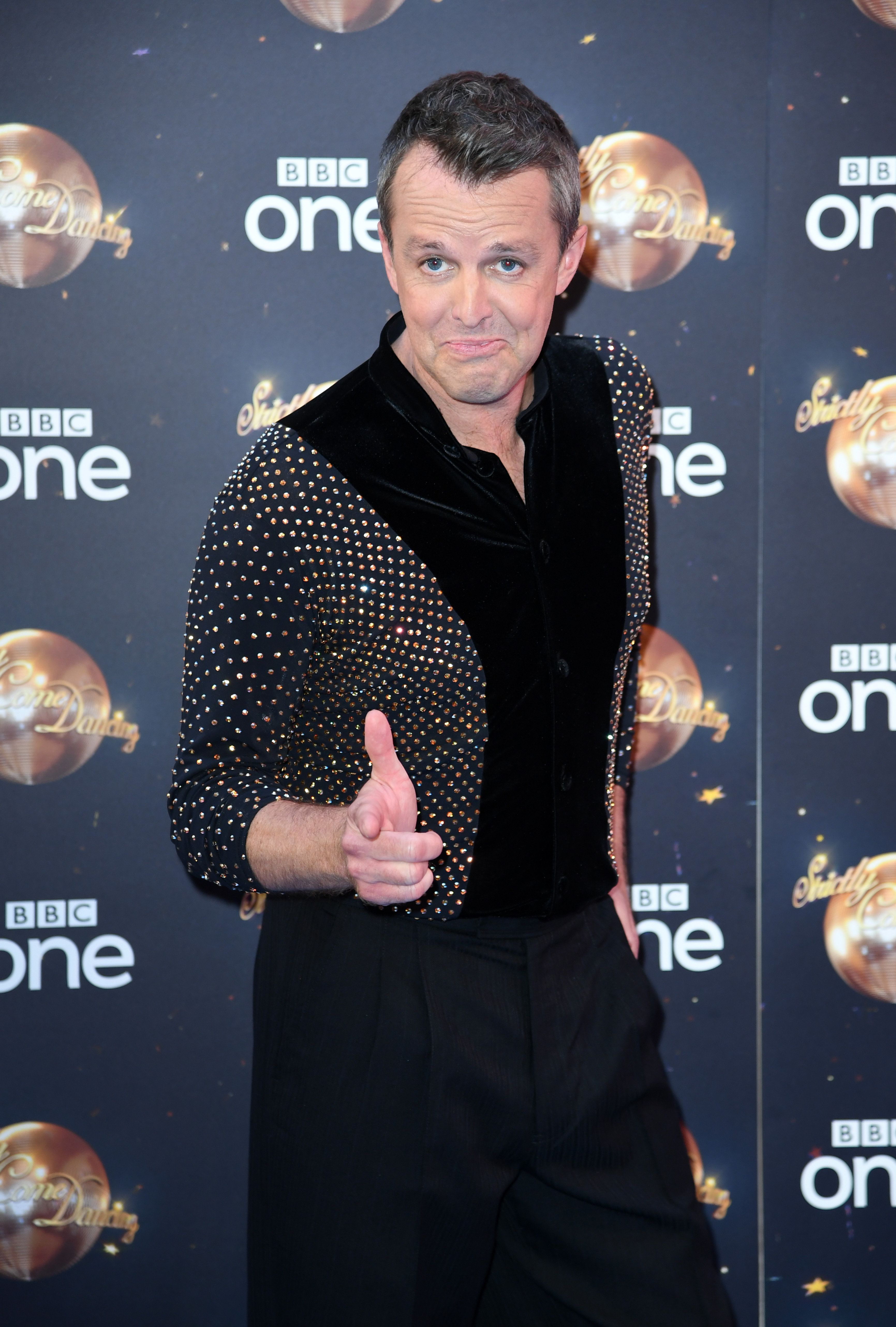 Graeme Swann Hints At Behind-The-Scenes 'Back-Stabbing' On 'Strictly Come
