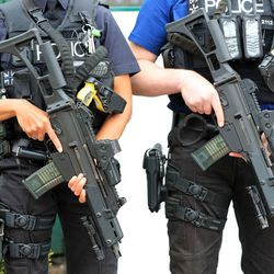 Female Firearms Officers 'Should Not Be Deployed When A Man Is On Duty', Police Email