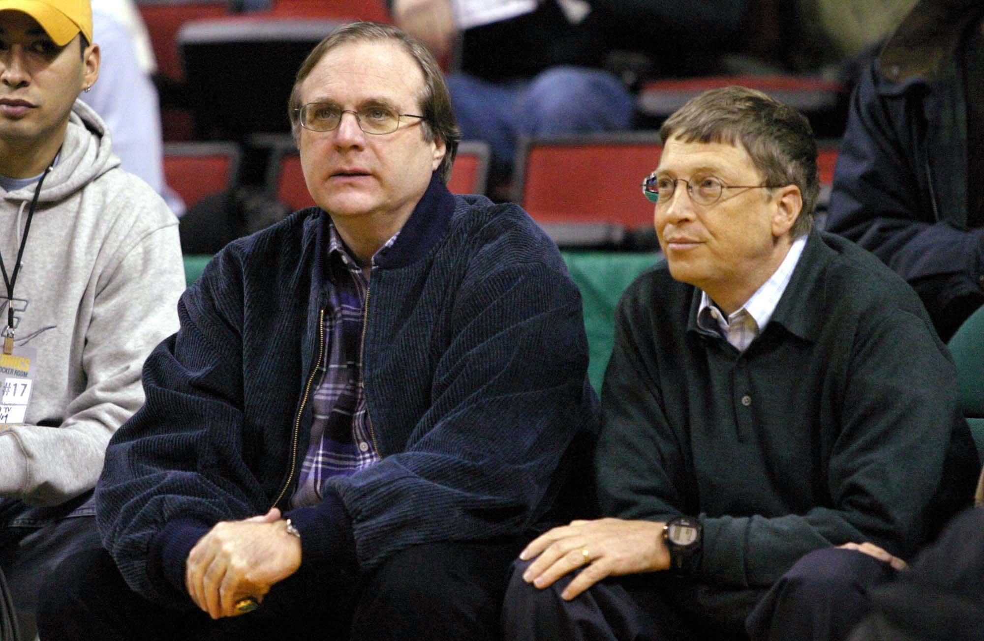 Ο Μπιλ Γκέιτς θυμάται τον παιδικό του φίλο και συνιδρυτή της Microsoft, Πολ Άλεν με ένα κείμενο στο