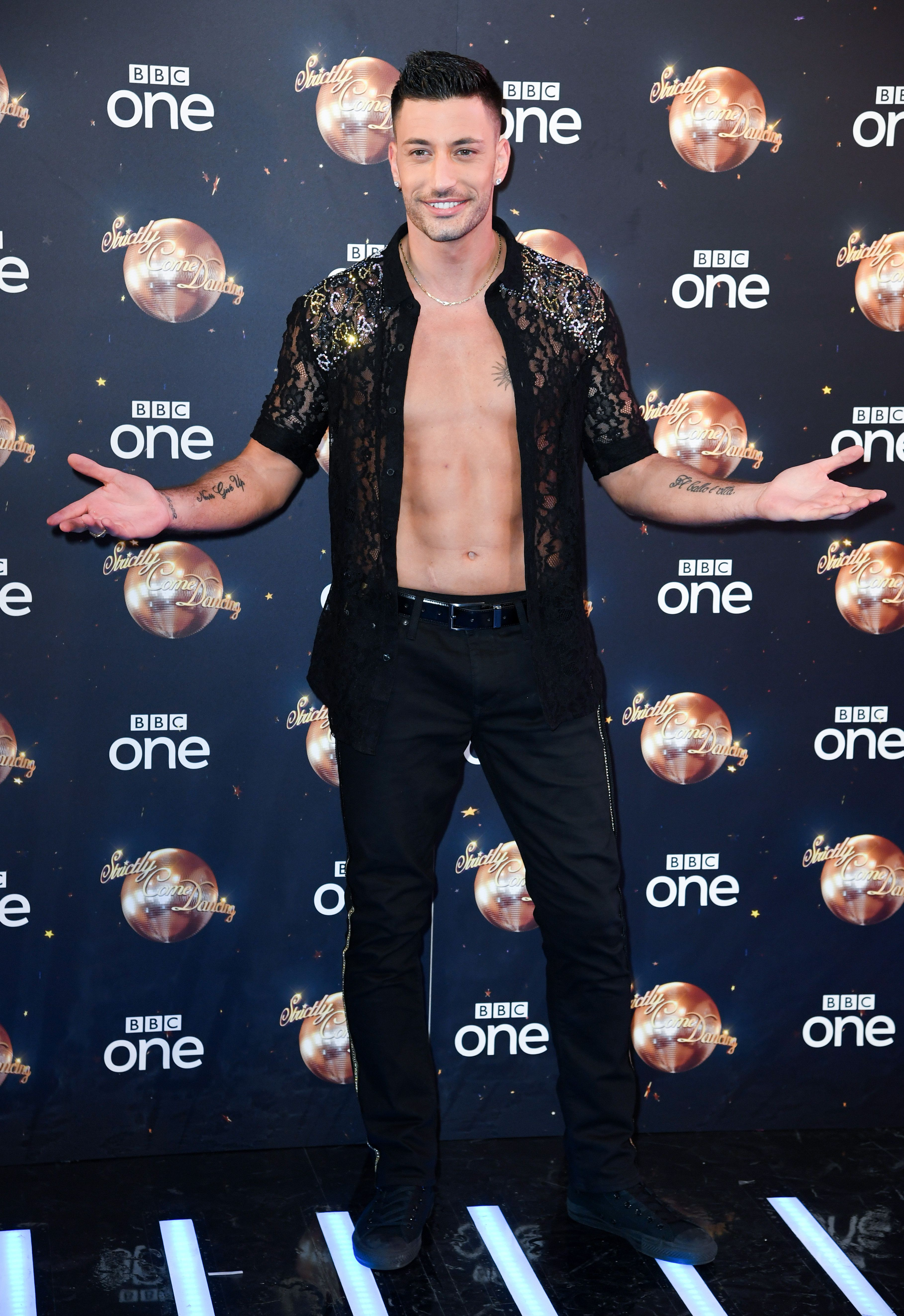 DENIAL: Strictly Come Dancing's Giovanni Pernice Hits Back At Gleb Savchenko Over 'Nonsense' Romance