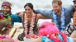 Bondi, Bridges And A Bunch Of Carrots: Harry And Meghan's Fourth Day On Royal