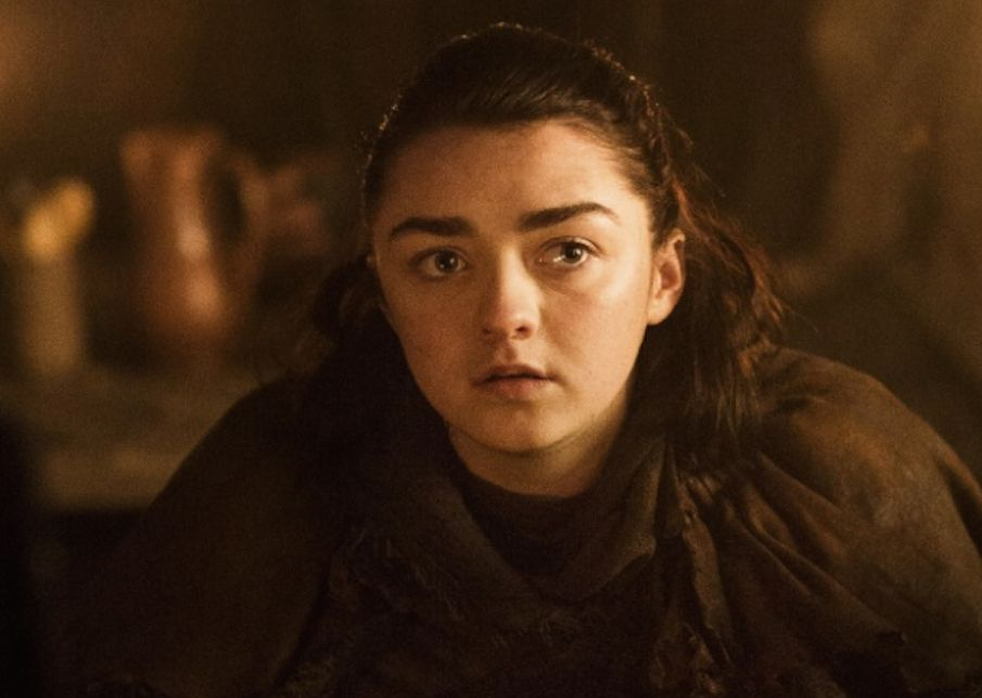 Maisie Williams Breaks 'Game Of Thrones' Code Of Silence With Final Scene