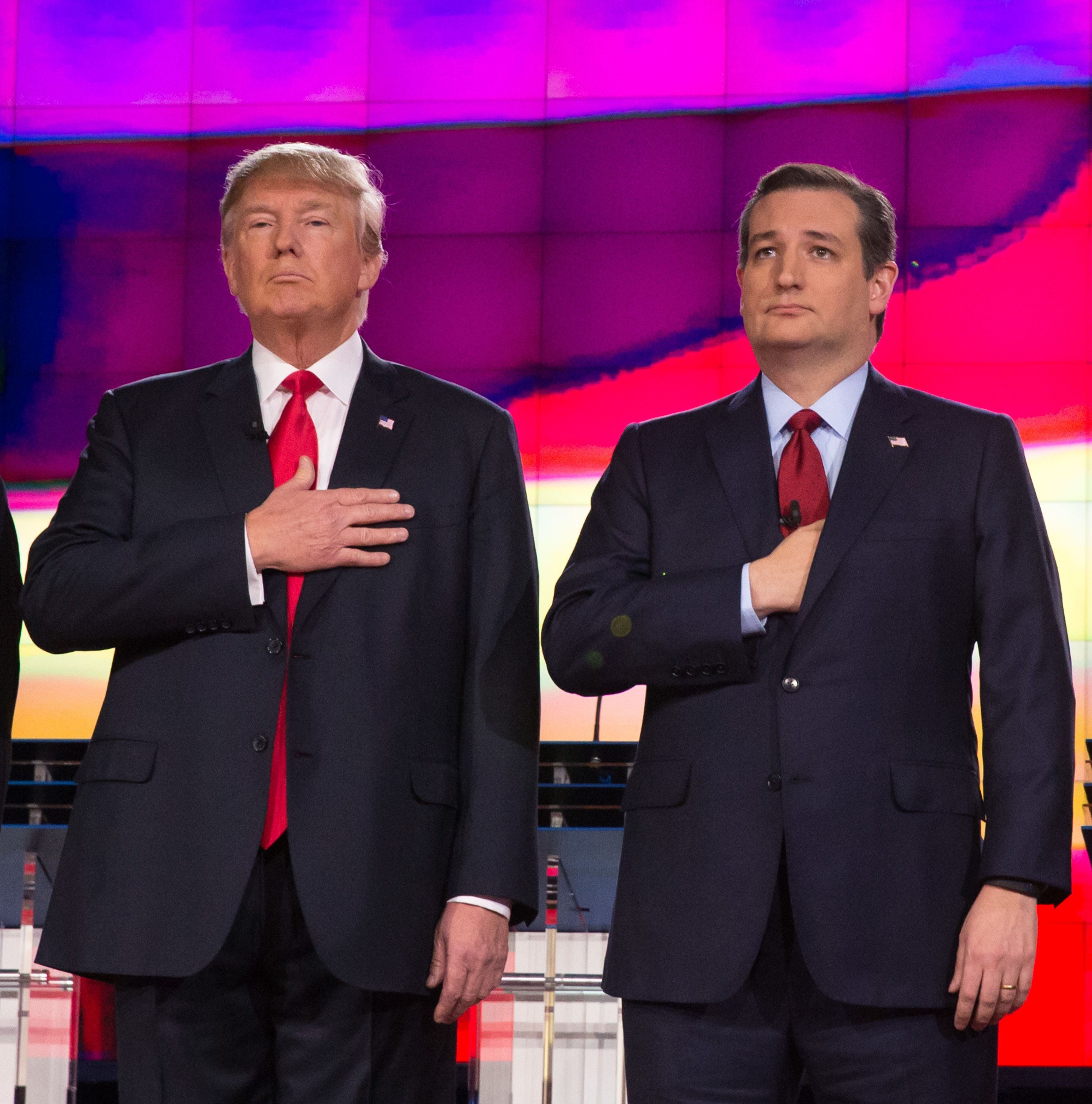 Trump's Boast About Ted Cruz Rally Comes Back To Haunt Him.