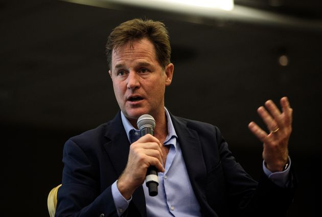 Nick Clegg has reportedly been hired as Facebook's head of global