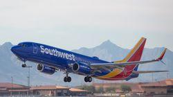 Αναγκαστική προσγείωση αεροσκάφους λόγω σεξουαλικής