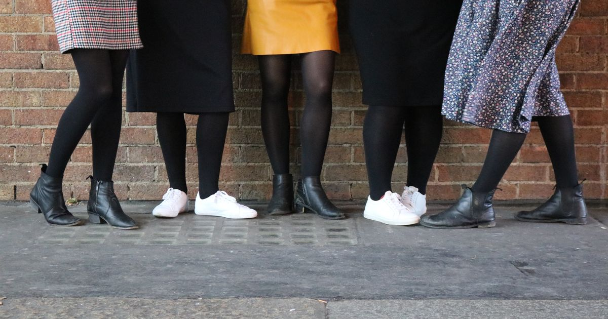 550cfeae7bc How To Choose The Perfect Pair Of Black Tights  We Put Them To The ...