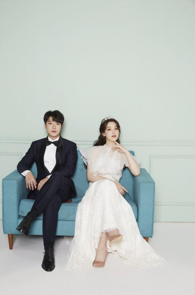 FT아일랜드 최민환과 라붐 전 멤버 율희가 결혼식을