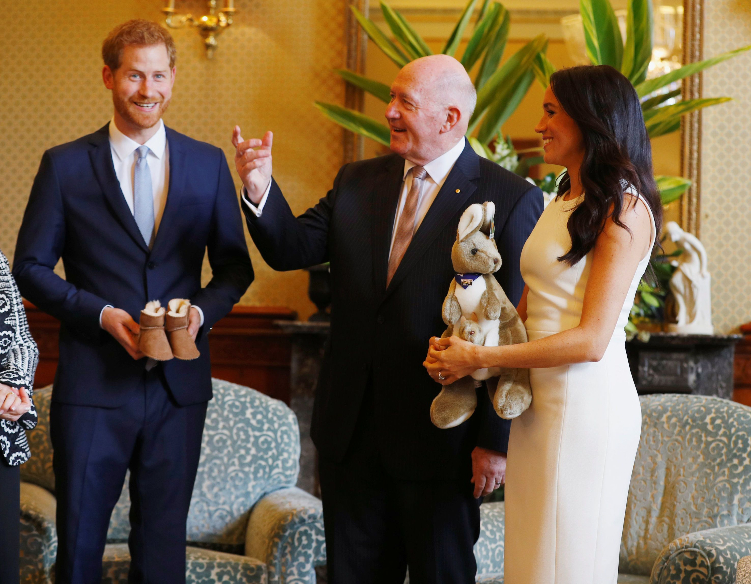 One year on - Harry and Meghan back at Invictus Games