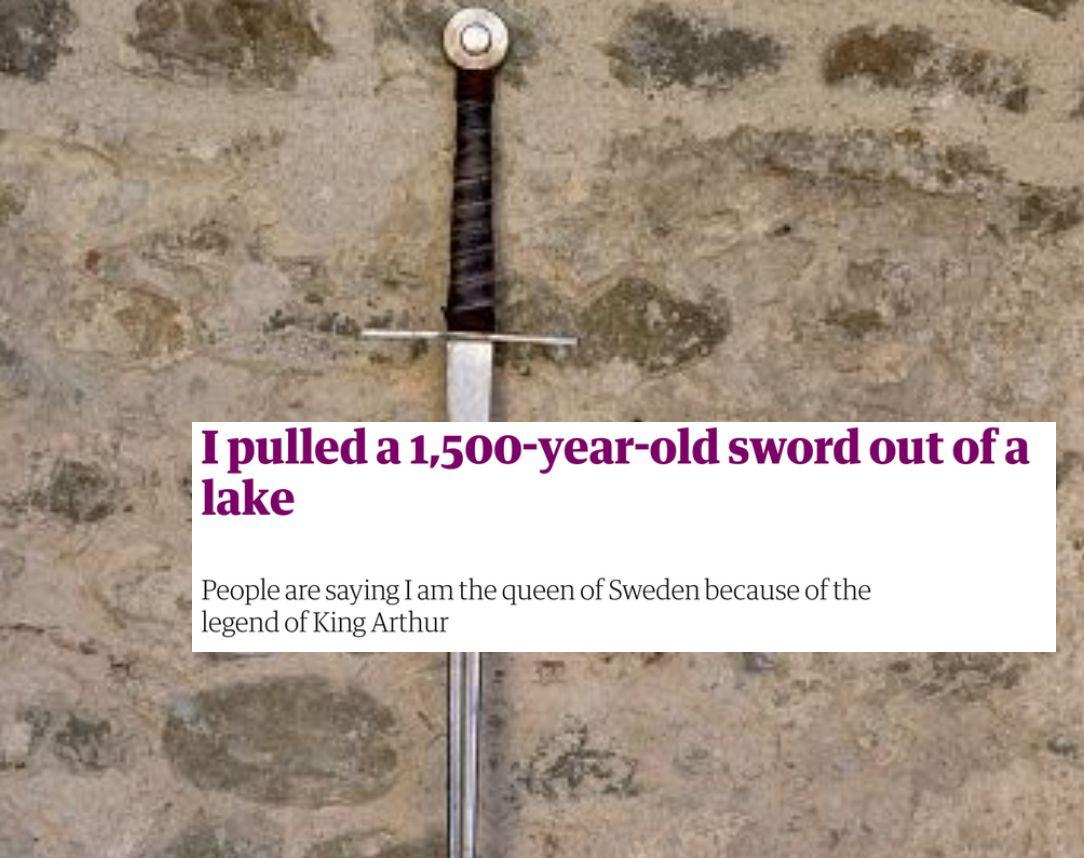 Getty/Twitter sword
