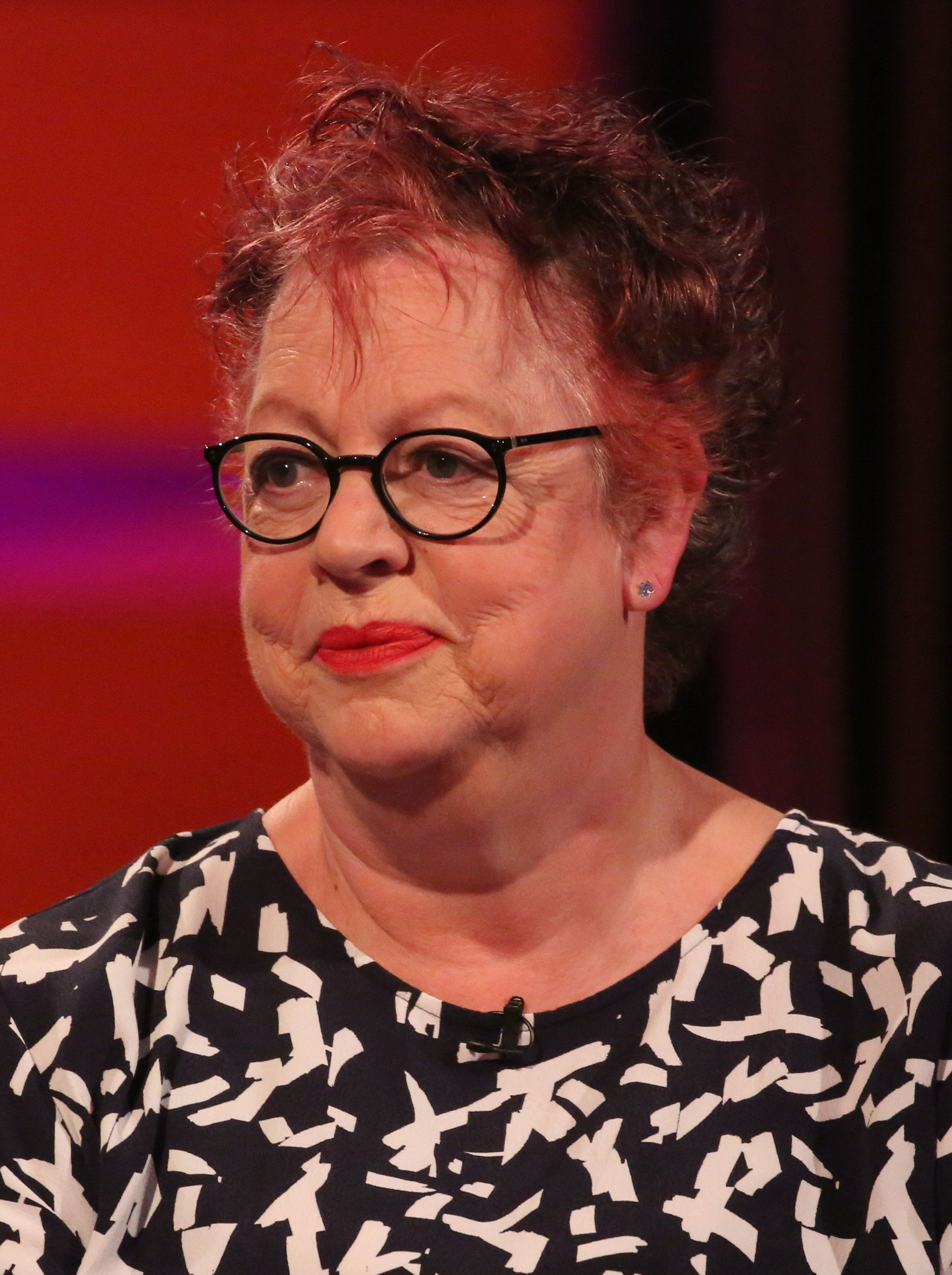 Jo Brand Reveals Former Finalist's Words Has Put Her Off Ever Taking Part In