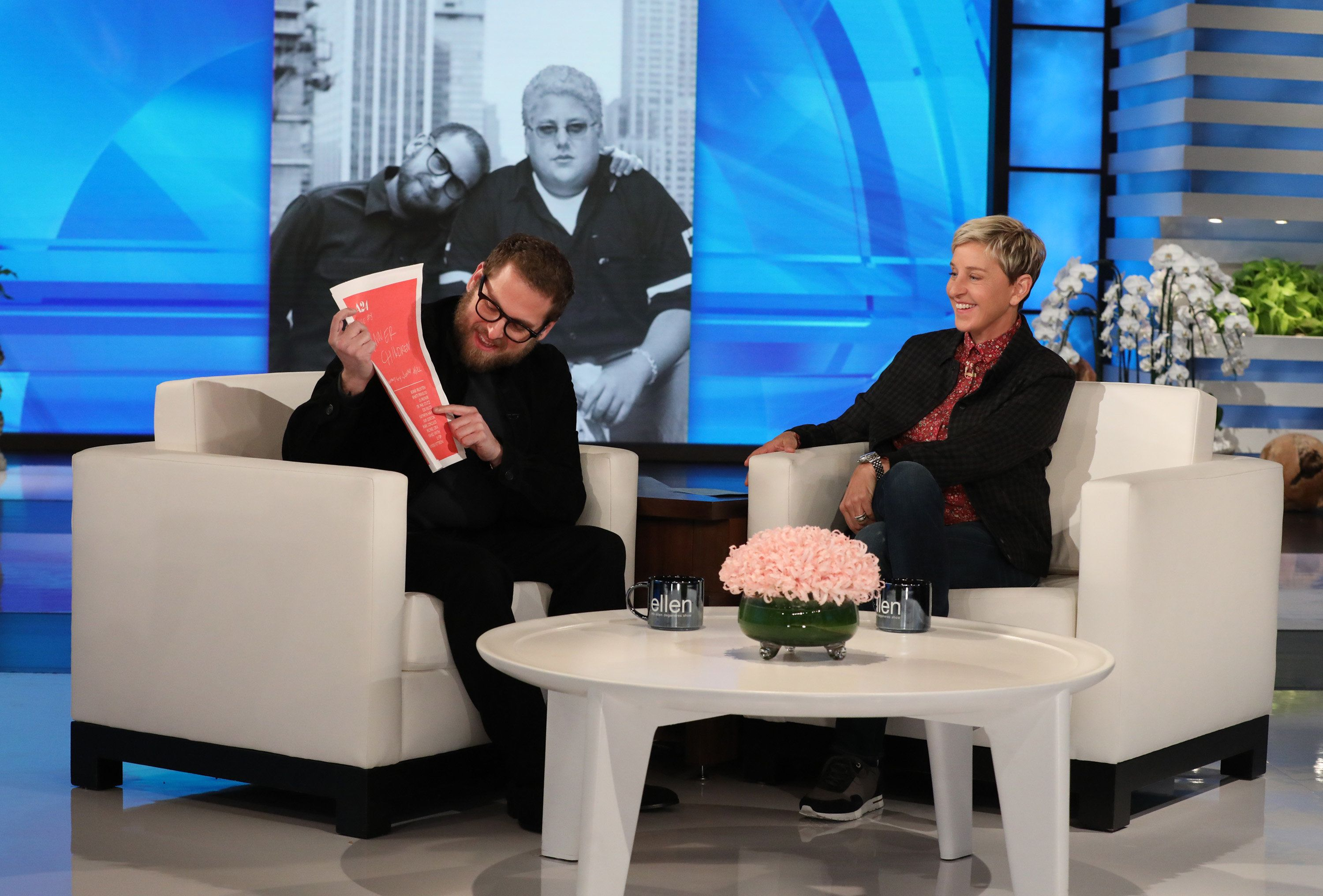 Jonah Hill Says Struggles With Weight, Self-Esteem Inspired His New Movie 'Mid90s'