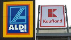 Aldi Süd gegen Kaufland: Supermarkt-Riesen streiten sich wegen