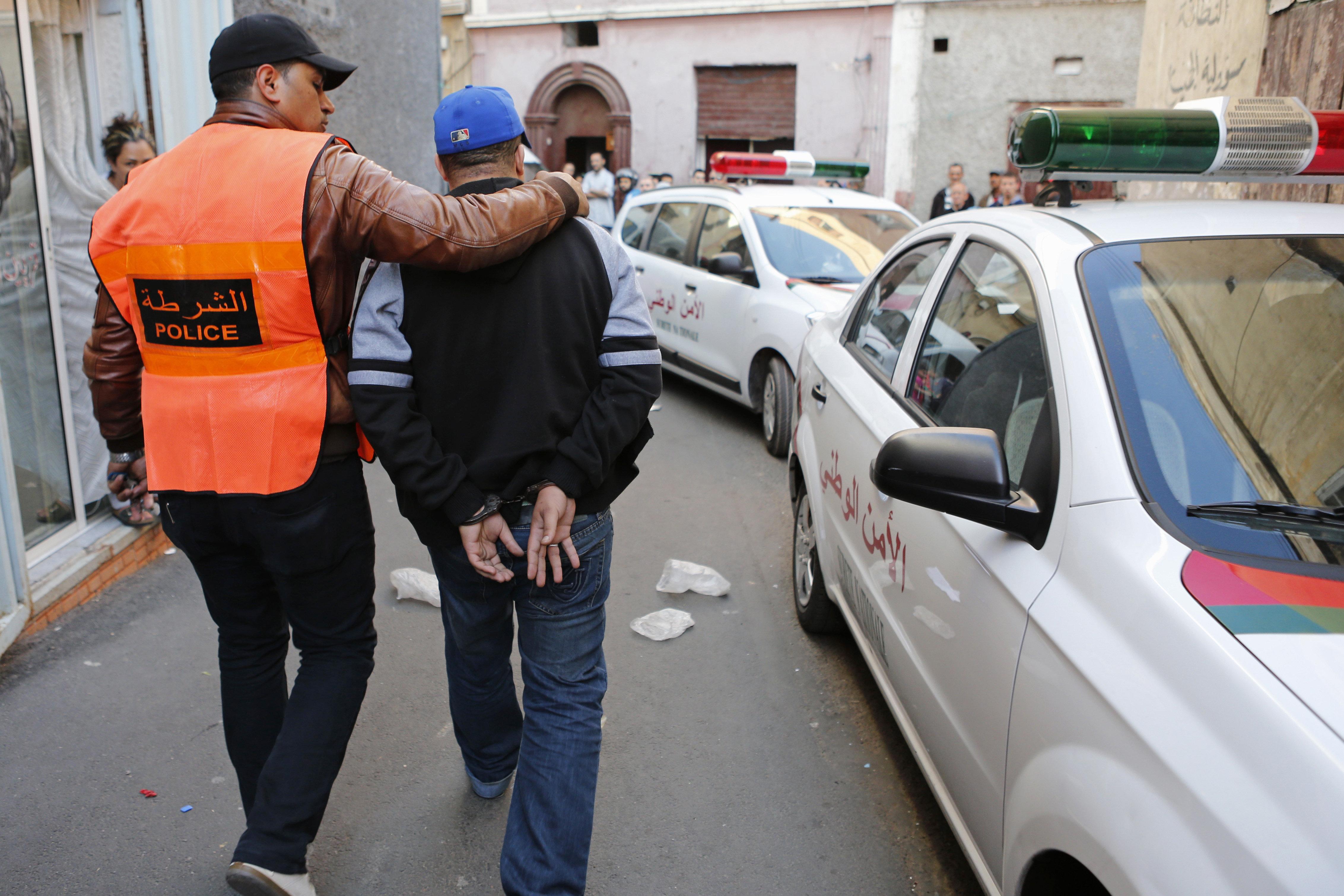 Trafic de drogue: L'homme qui apparaissait menotté et en sang dans une vidéo virale a été arrêté à