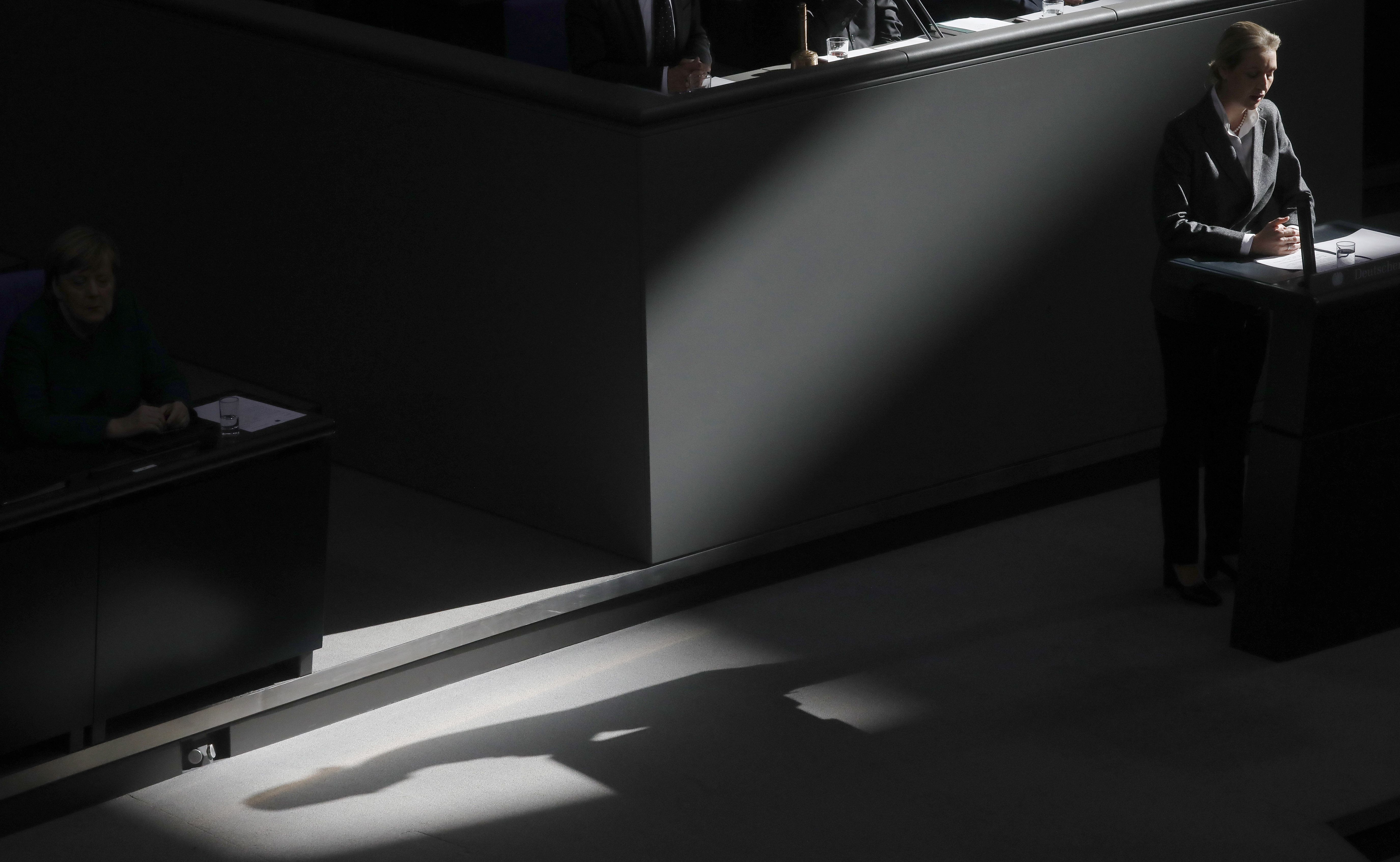 Was die AfD heute im Bundestag abgeliefert hat, muss uns ein Weckruf