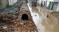 L'Institut National du Patrimoine dénonce la destruction d'une partie d'un aqueduc romain à
